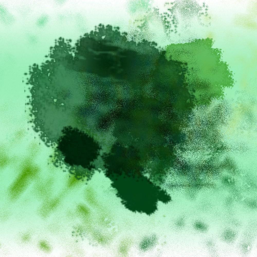 Verde-abstracto-
